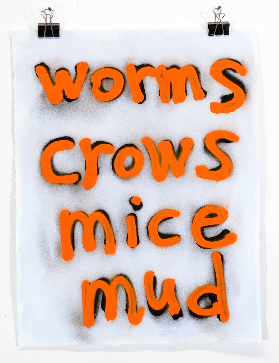 Worms Crows Mice Mud