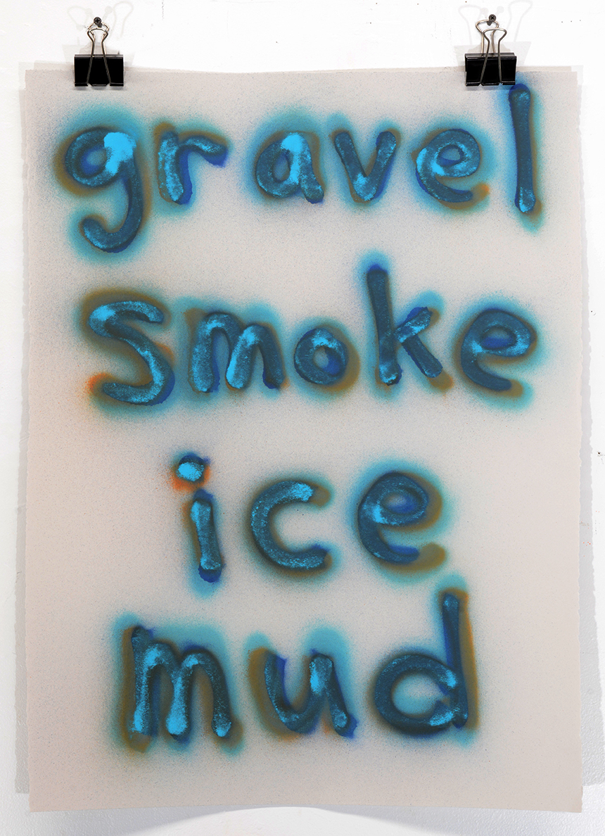 Gravel Smoke Ice Mud