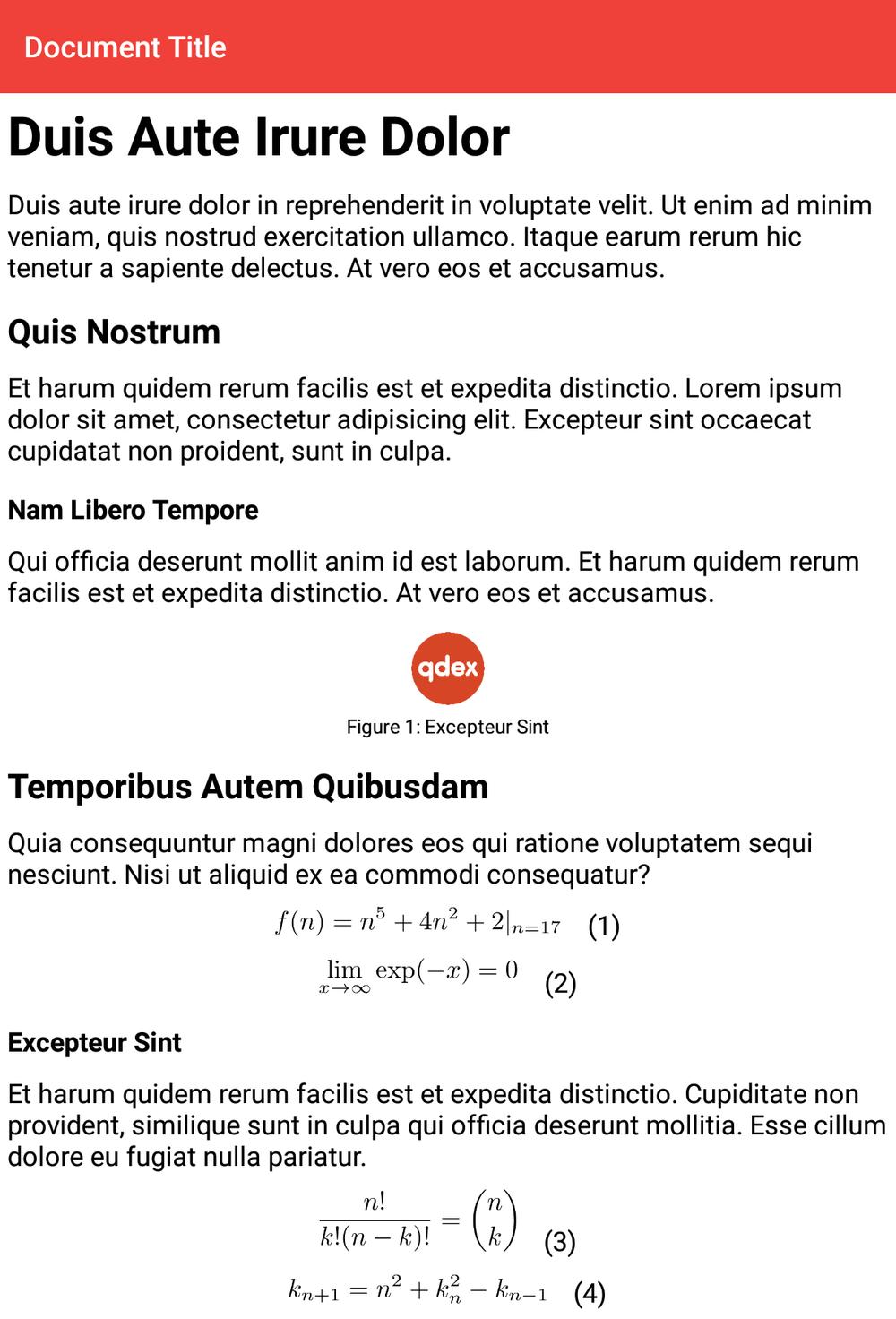 core:simple
