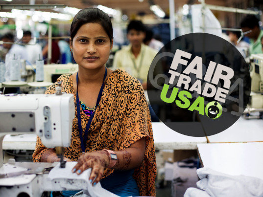 *Fair Trade Artisan     PC:  fairtradeusa.org