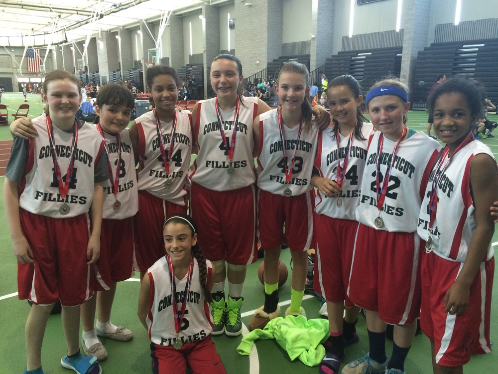 6th Grade Division 2 Bracket Silver Medalists States Tournament