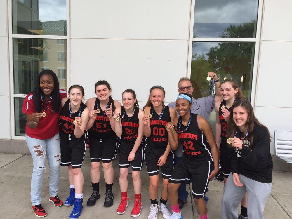 11th Grade - States Tournament - Gold Medalists