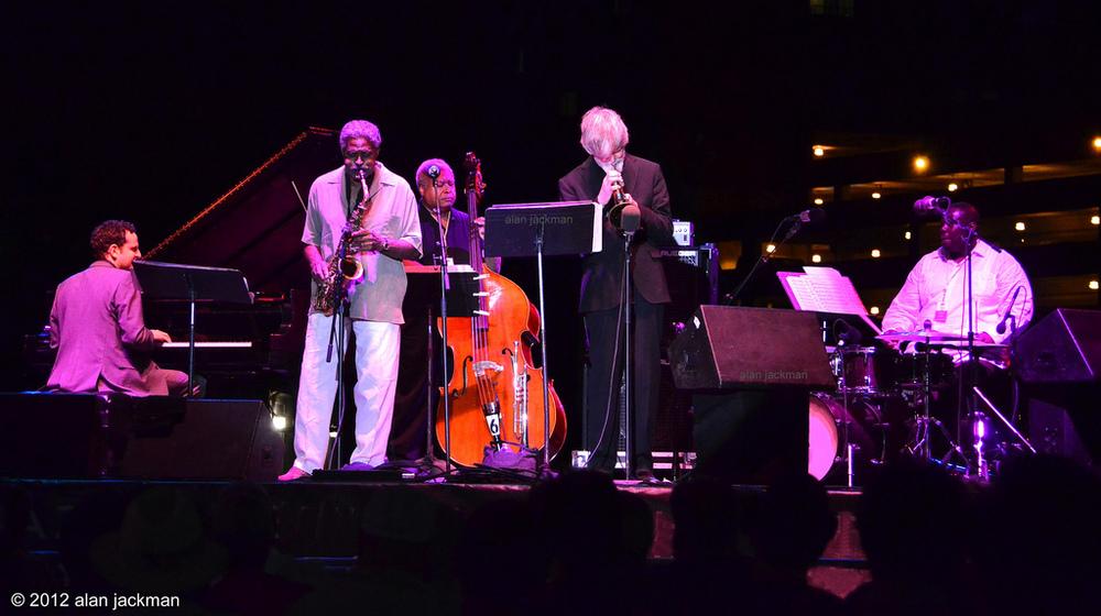 Charles McPherson & Tom Harrell Quintet, 2012 Detroit Jazz Festival