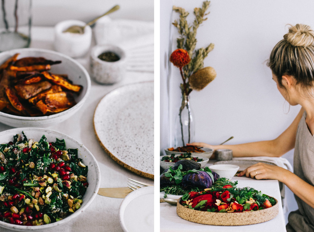Festive Table⎜The Botanical Kitchen