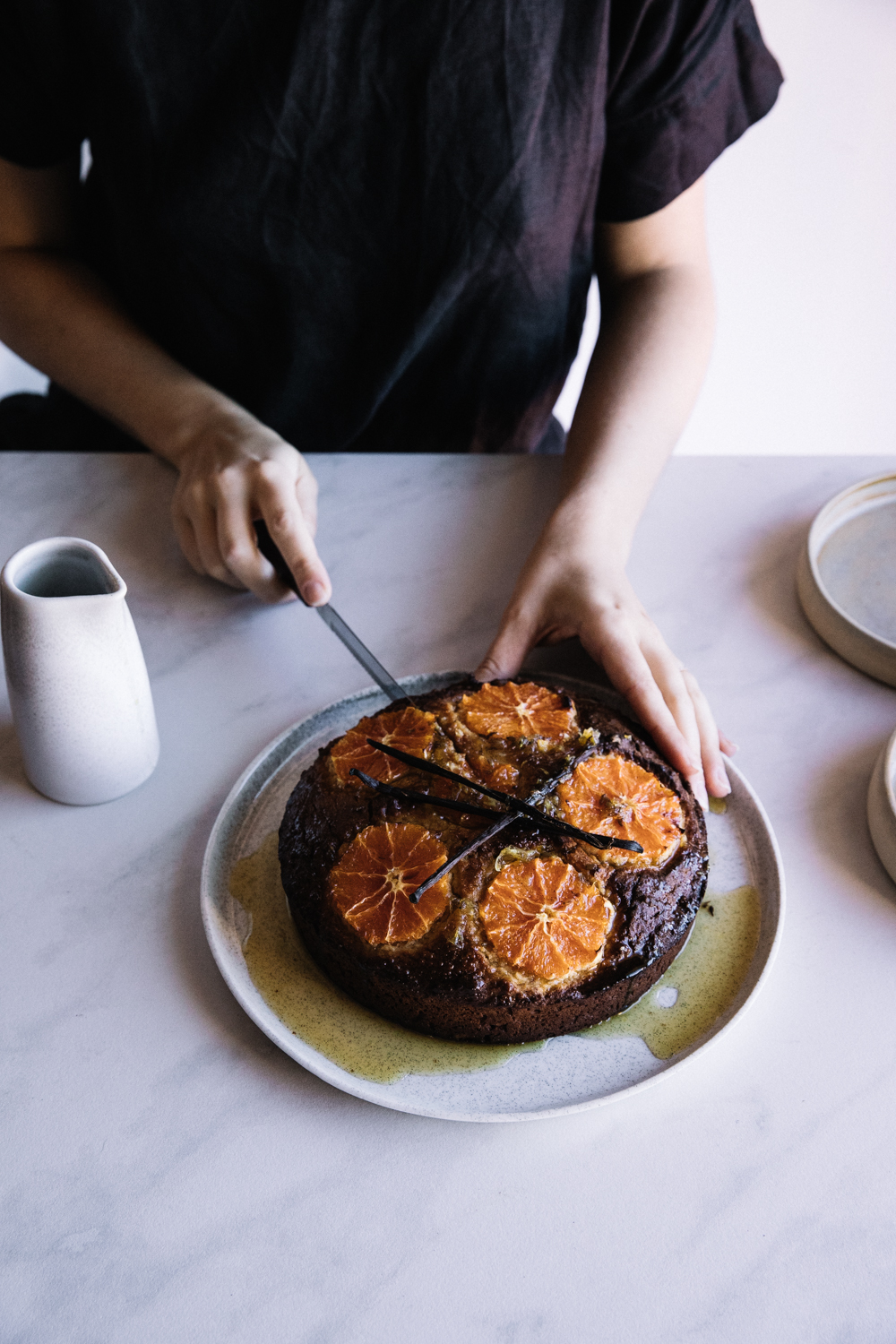 Orange, Lavender & Honey Cake⎜The Botanical Kitchen