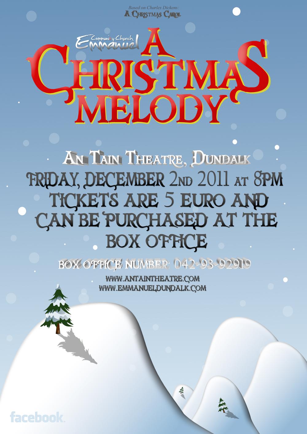 Christmas Melody Poster.jpg