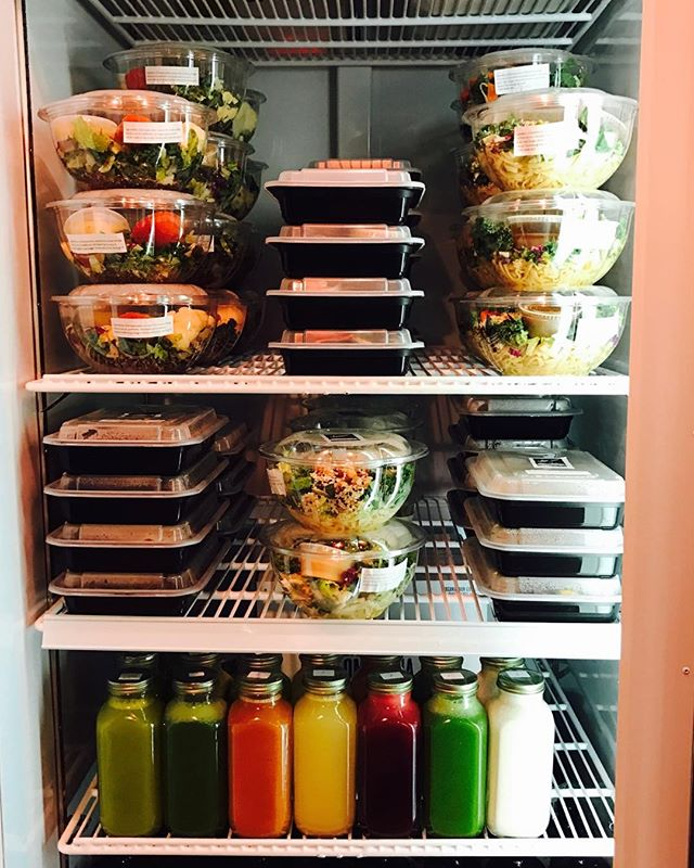 Ready, set, grab n go. Raid our fridge and get your health on. Can't sell from an empty basket. Organic leek soup too. 💕🌱🍍🍏🥕🍉#superfood #lido #healthy #plantbased #vegeterian #fitfood #diet #protein #nutrition #gastropost #thefeedfeed #boston #hingham #southshore #vegan #energy #juicebarjam #lidoexpress #digin #greenjuice #cleanse #soup #lunchatlido #hinghamhangout #yum #followus #glutenfree #dairyfree