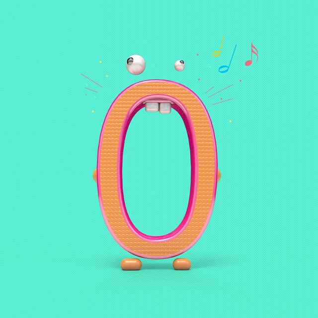 0: a natural singer who gobbles everything he sees. #36days_0 #36daysoftype #0 #type #typestory #typedesign #typeeveryday #typeeverything #typeexperimental #visualdiary #graphicdesign #design #digitalart #thedesigntip #illustration #kids #children #digitalart #cartoon #doodle #cartooningletter #c4d #3d #3dtype #onehourgallery #characterwithtype #character