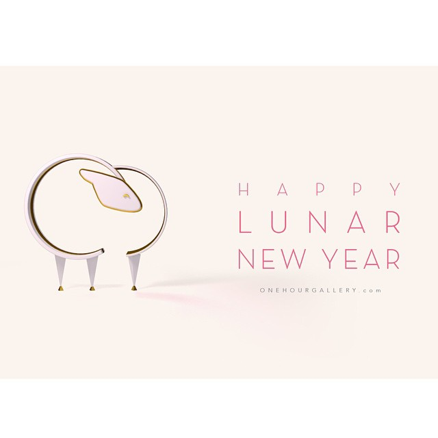 Happy Lunar New Year everyone!  #visualdiary #newyear #lunar #graphicdesign