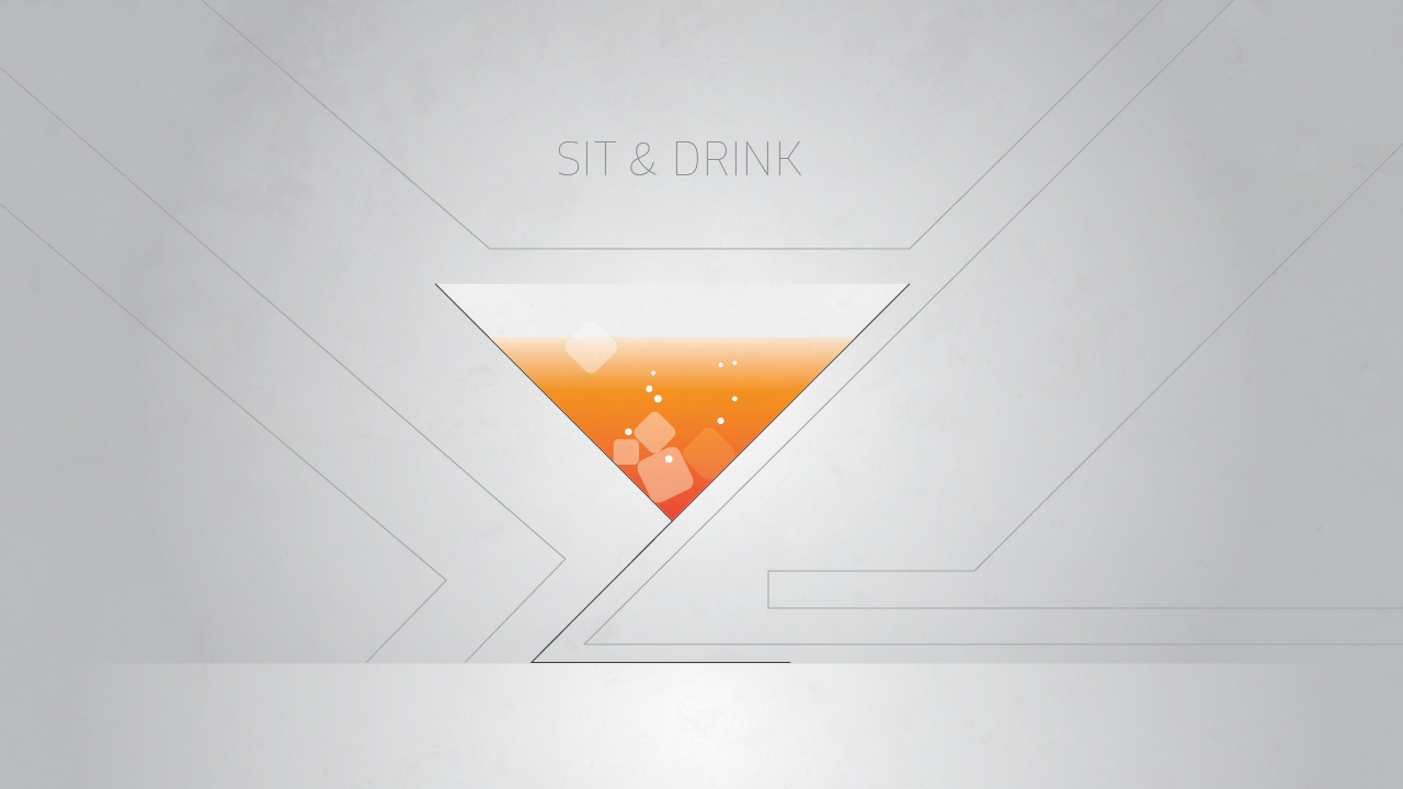 23 April 2014 - sit and drink