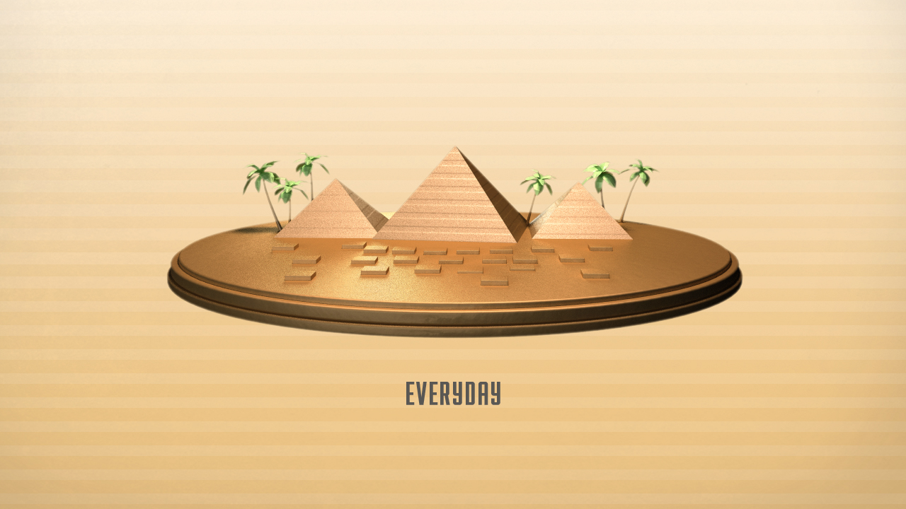 23 March 2014 - Pyramids