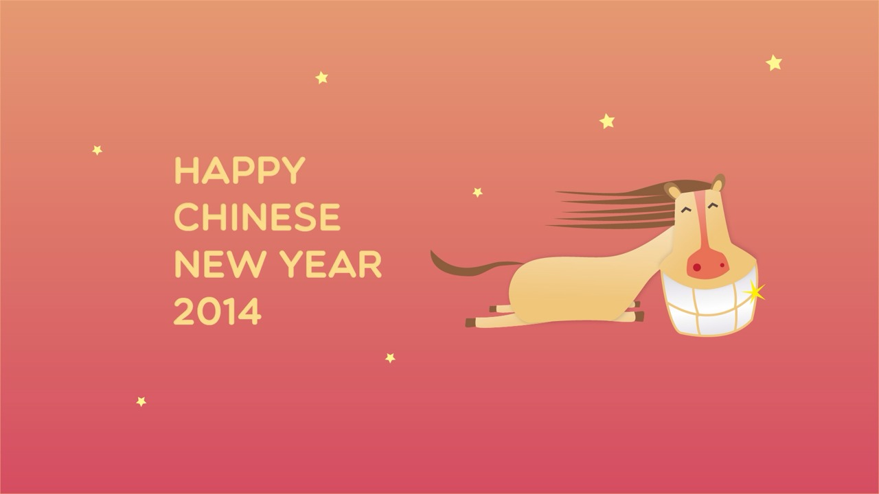 Wishing everyone a happy Chinese New Year! Prosperous year ahead and many years to come!