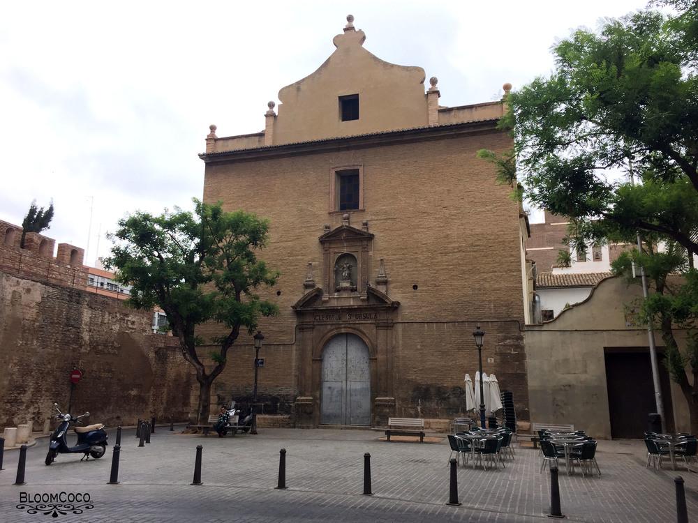 Church of St. Ursula !