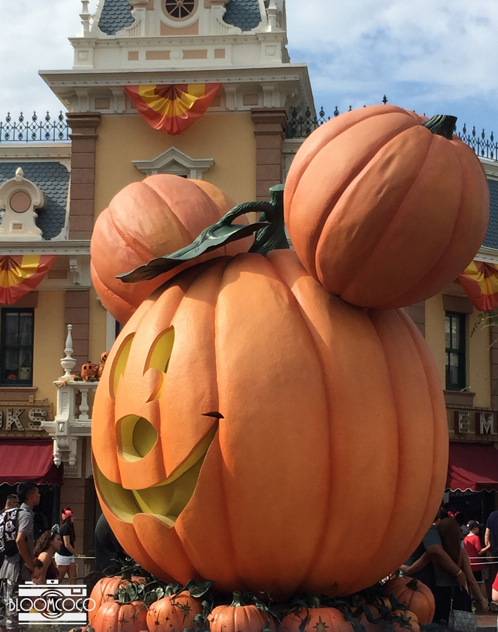Mickey's Halloween Party at Disneyland