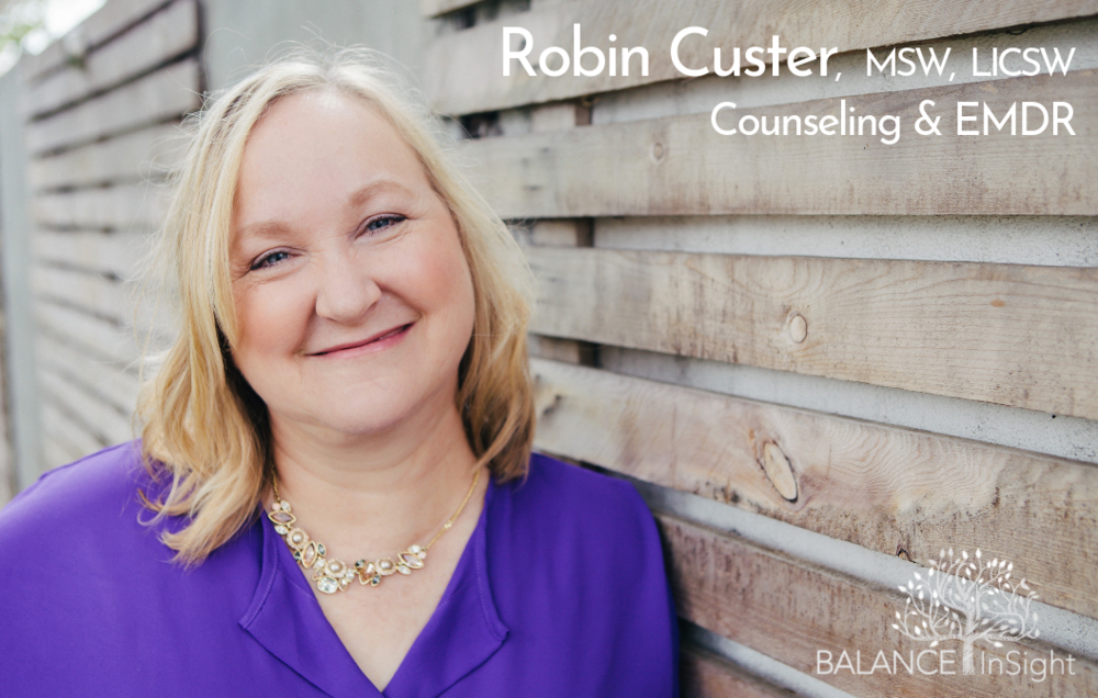 Robin Custer, Washington Counseling & EMDR