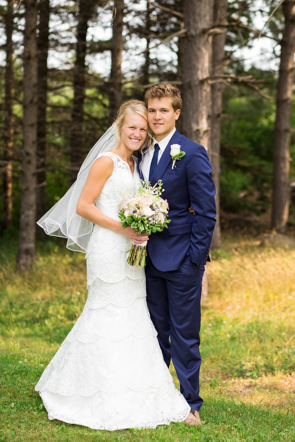 Congratulations Brady & Katie, wishing you the best as you begin your married life together!  -Larissa