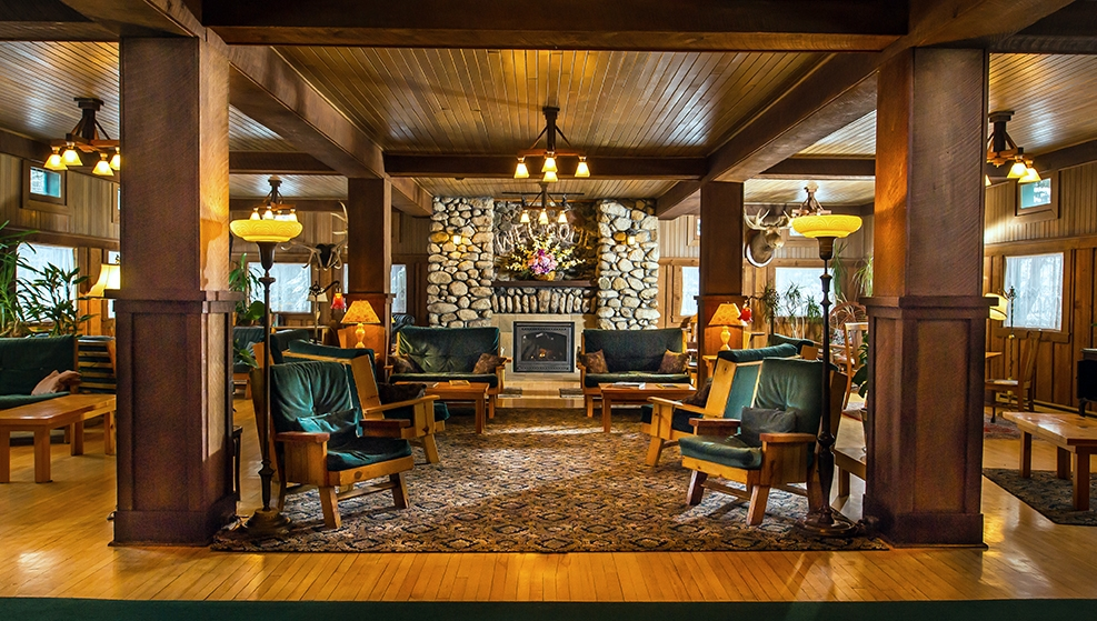 For 2017, Wallowa Lake Lodge will get some updates and improvements,