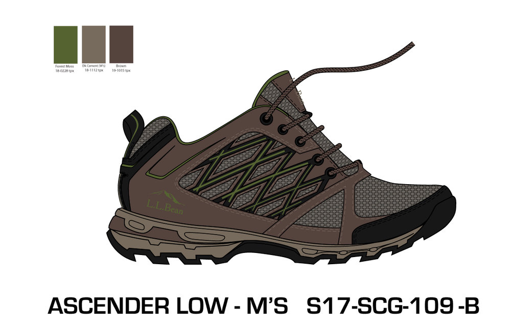 Men's Low Ascender Hiker 3.0