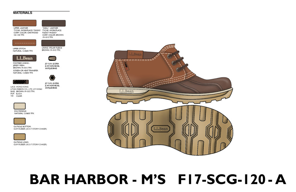 Men's Bar Harbor Super Ox