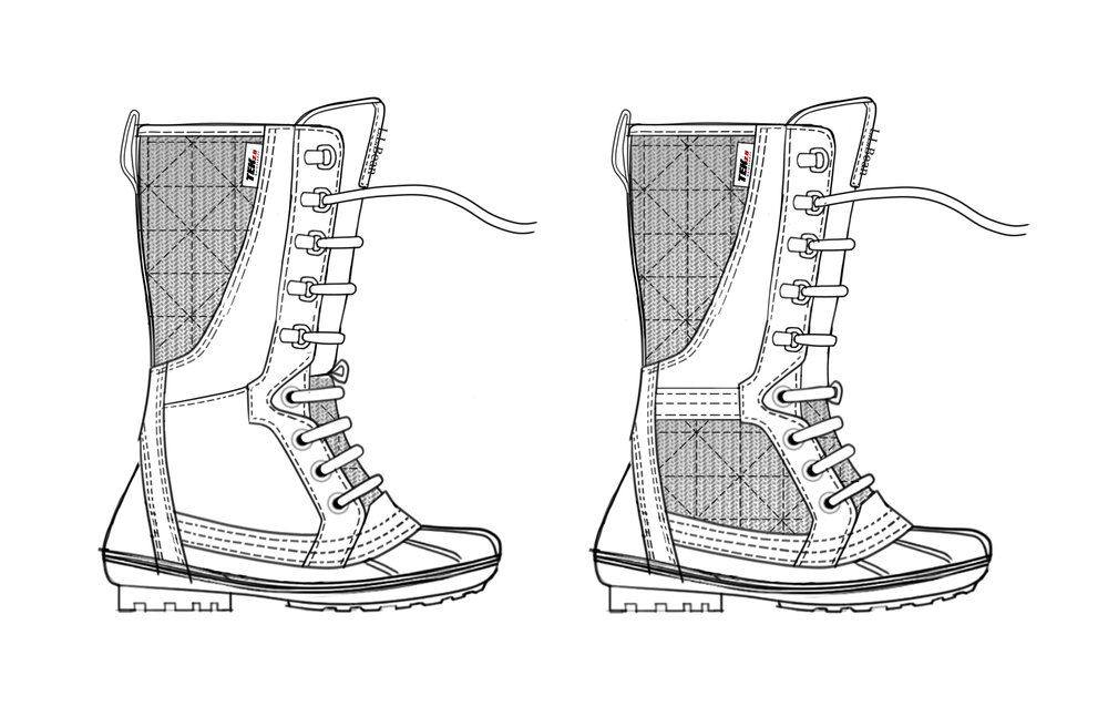 Women's Bar Harbor Boot 2.0 Concepts