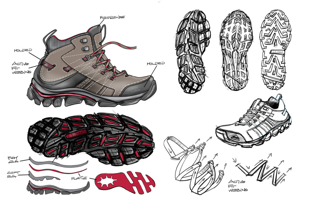 Hidden Peak Hiker Concept 1