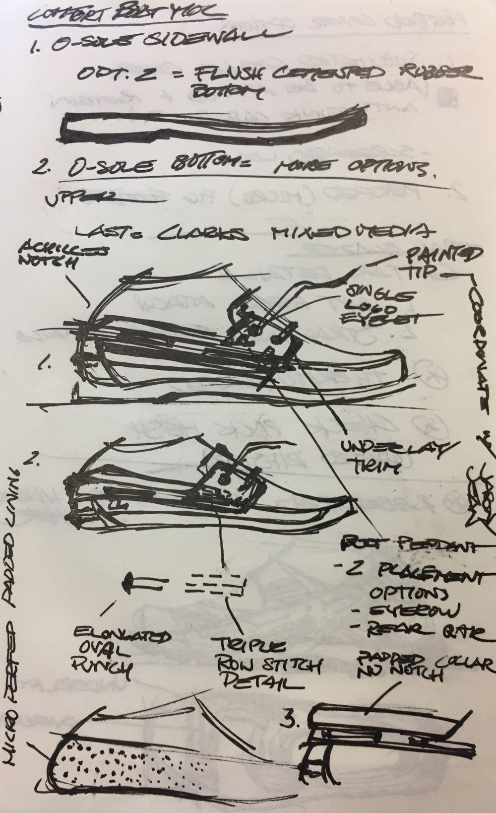Comfort Boat Moc Thumbnail Sketches