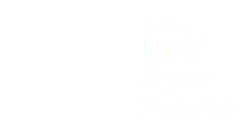 Rabbi Alyson: Rabbi + Courage Coach