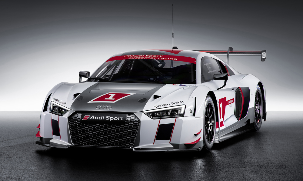 Fouracre will drive an Audi R8 LMS Ultra GT3 in the championships