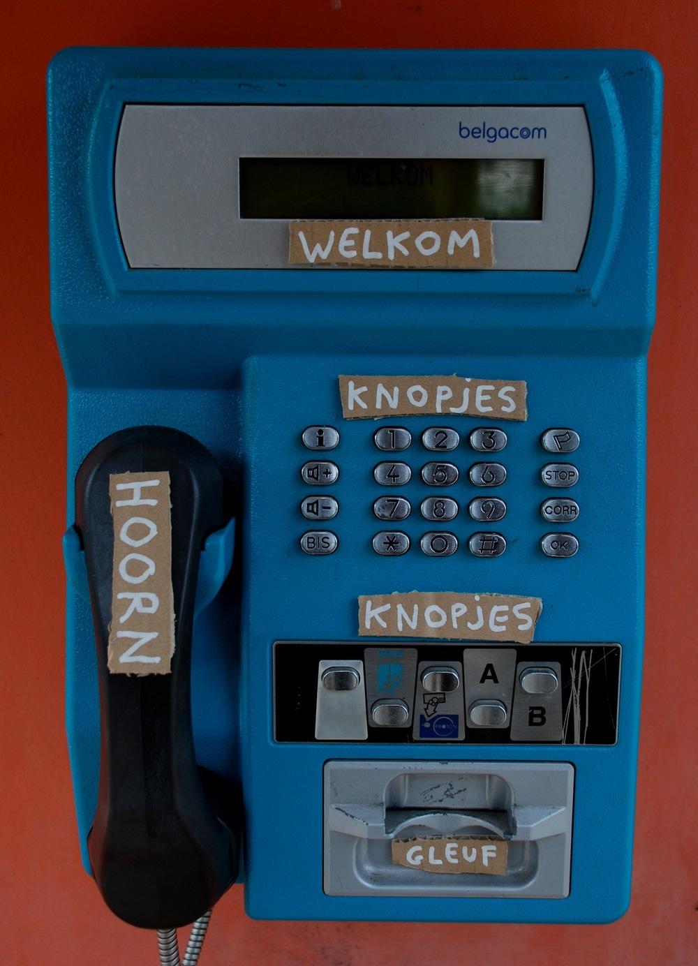 benoemproject 1. telefoonhok welkom.jpg
