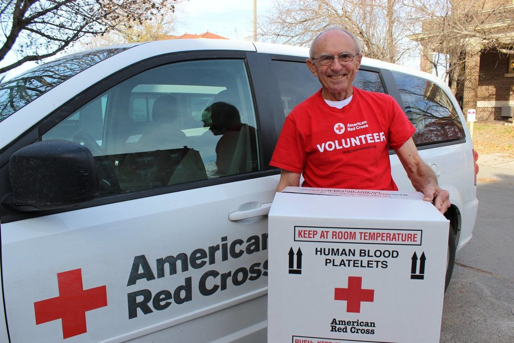 In the United States, every two seconds someone is in need of blood. Saint Luke works with the American Red Cross to hold blood drives. We also work closely with local leaders for emergency preparedness. There is a specific need for more volunteers to participate in these efforts.