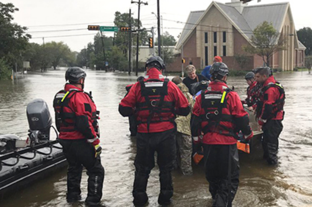 Saint Luke mobilizes and generously supports the Lutheran Disaster Response Fund, through ELCA. This work is especially needed during natural disasters like Hurricane Harvey, which ravaged the Houston-area.  There is a specific funding need to purchase goods needed when disaster strikes.