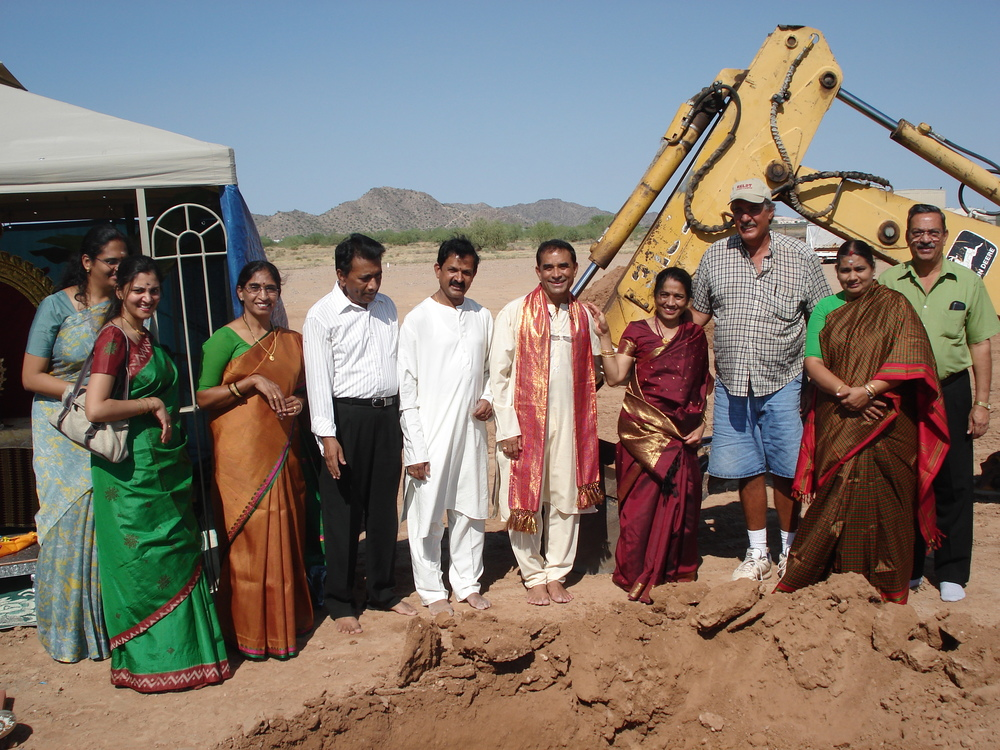 Ground Breaking (2007)