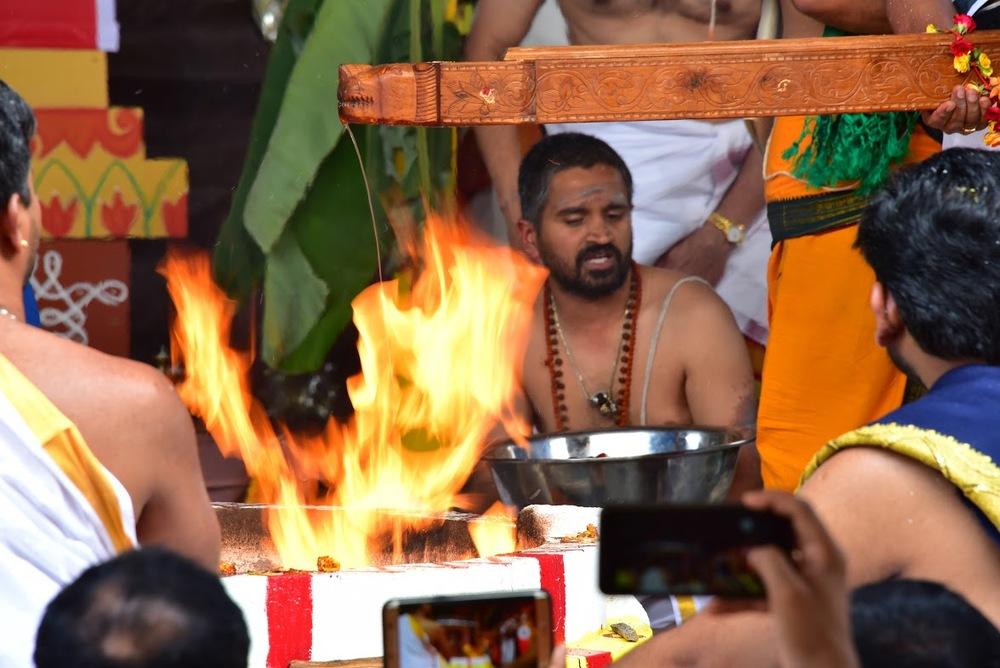 Maha Rudram 2016