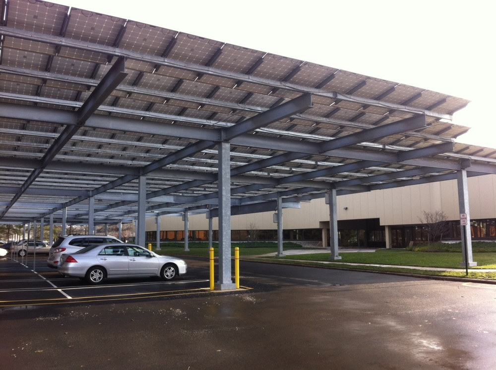 Deutsche Bank - Solar Carport 2