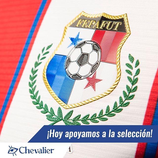 ¡En #OpticasChevalier apoyamos a la selección de Panamá! Vamos rumbo a #rusia2018  #chevalier #panama #seleccion #lasele #pty #opticas
