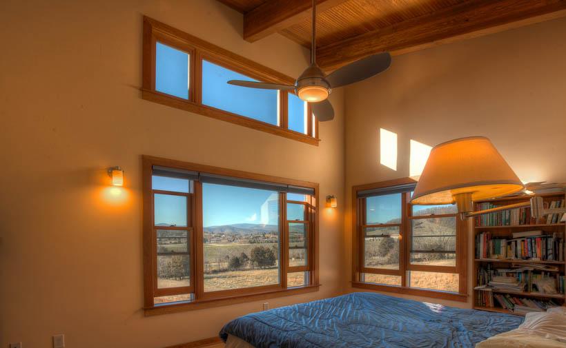 Master Bedroom / Photo: Bud Branch
