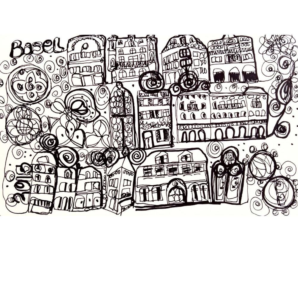 First doodles
