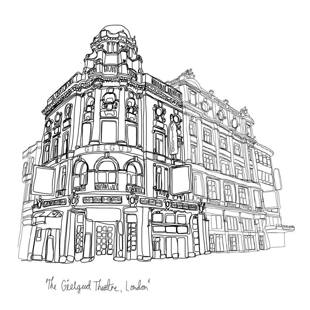 The Gielgud Theatre, London