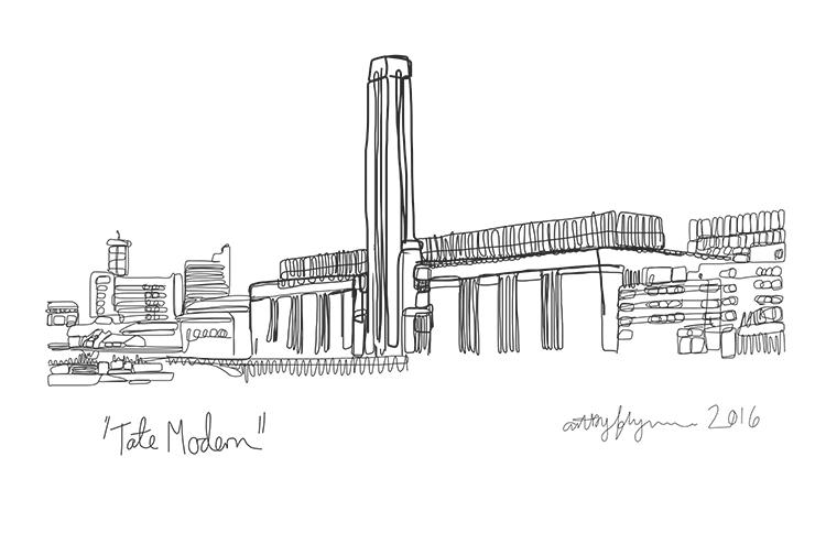 Tate Modern (2016), London