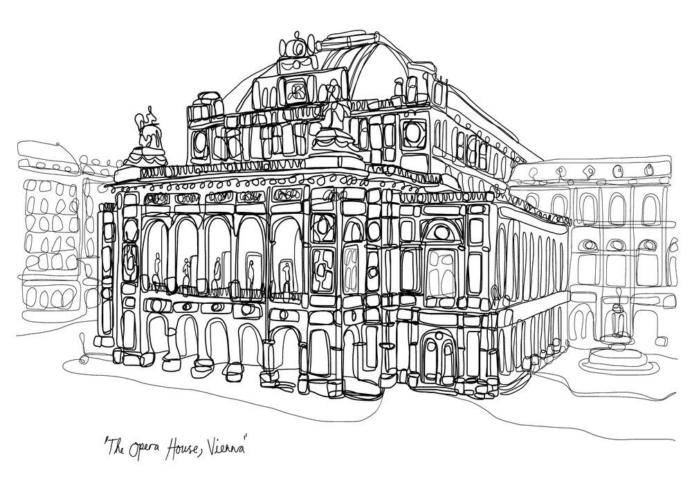 The Opera House, Vienna