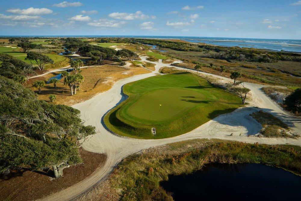 #8 Ocean Course - Kiawah Island Resort