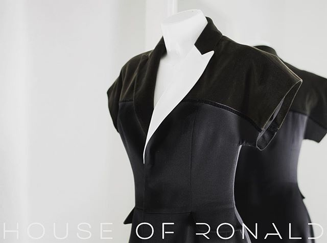 Discover the @houseofronald f/w 16 collection now @monoiconceptstore Verdun Byblos bldg 2nd floor #fashion #beirutfashion #tistheseason #houseofronald