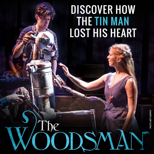 The Woodsman Written by James Ortiz and developed by Strangemen and Co. Dir. James Ortiz and Claire Karpen New World Stages