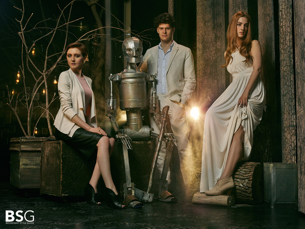 Go inside the world of OZ @TheWoodsmanPlay with @Broadway_Style https://shar.es/1eMidb