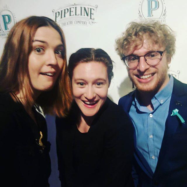 #Reunited @pipelinetheatre  #pipelinetheatregala2019