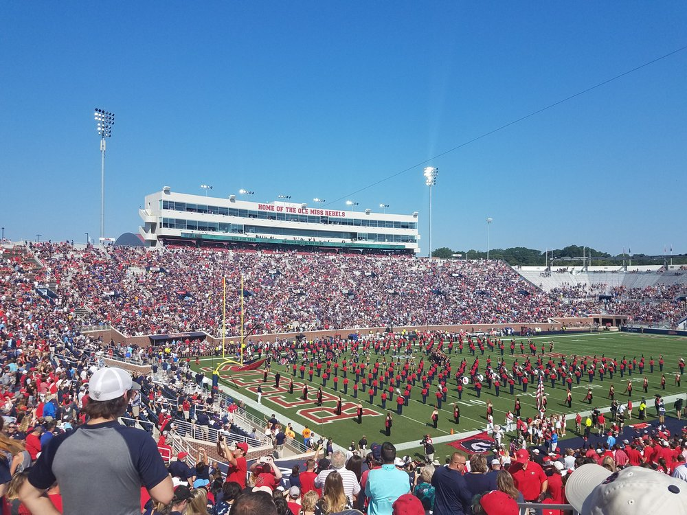 Ole Miss Football Game