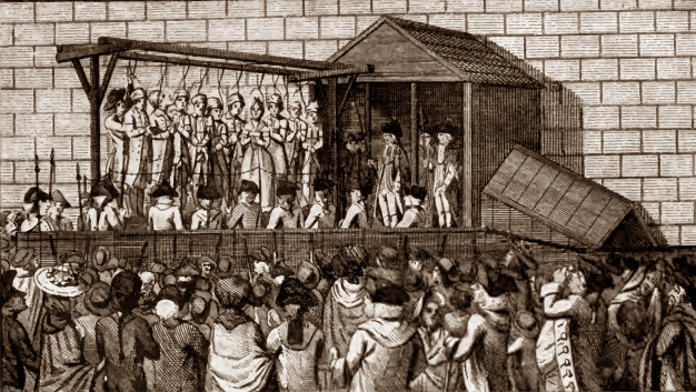 Public Execution at Tyburn