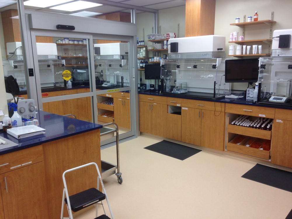 Action Pharmacy, Compounding Lab