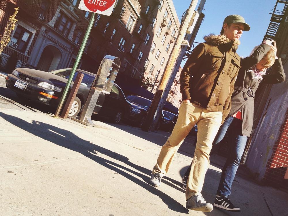 Brooklyn, NY, 10/26/13