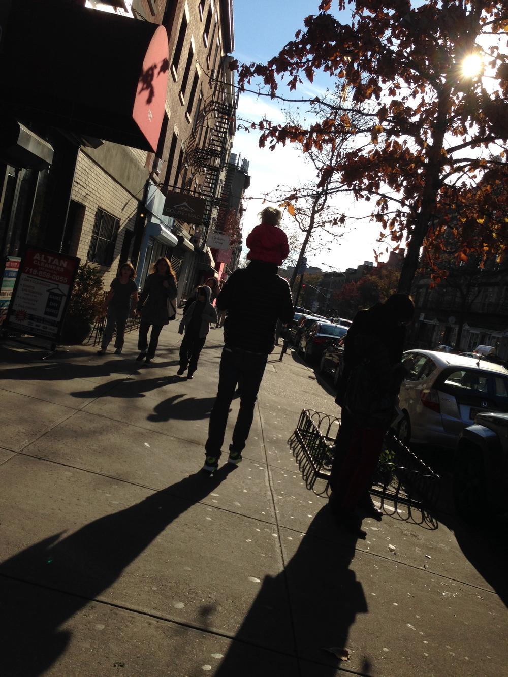 Brooklyn, NY, 11/16/13